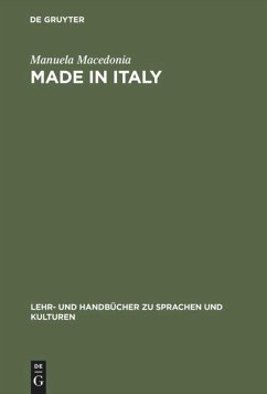 Made in Italy - Macedonia, Manuela