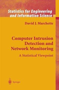 Computer Intrusion Detection and Network Monitoring - Marchette, David J.