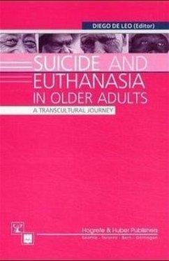Suicide and Euthanasia in Older Adults - DeLeo, Diego