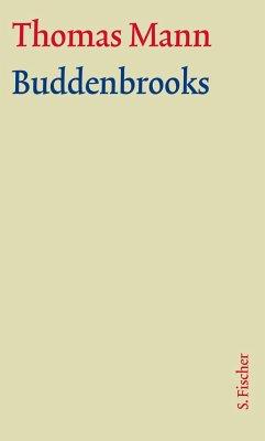 Buddenbrooks. Große kommentierte Frankfurter Ausgabe. Textband - Mann, Thomas