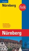 Nürnberg, Cityplan/Falk Pläne