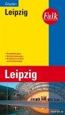 Leipzig, Cityplan/Falk Pläne