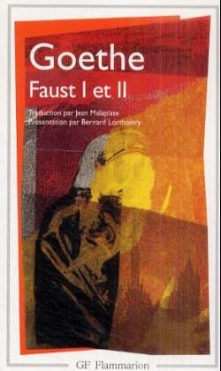 Faust I et II\Faust I und II, französische Ausgabe - Goethe, Johann Wolfgang von