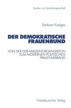 Der Demokratische Frauenbund - Koelges, Barbara