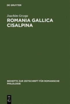 Romania Gallica Cisalpina