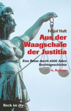 Aus der Waagschale der Justitia - Haft, Fritjof