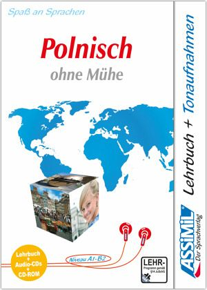 assimil polnisch ohne m he heute lehrbuch 4 audio cds u 1 cd rom schulbuch. Black Bedroom Furniture Sets. Home Design Ideas