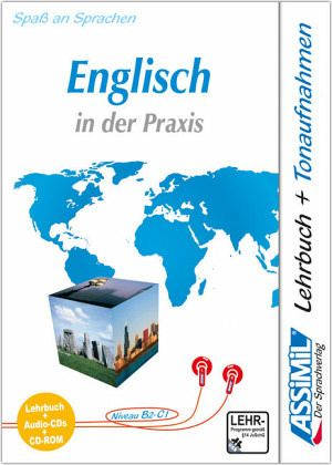 lehrbuch 4 audio cds u 1 cd rom assimil englisch in der praxis f r h rbuch. Black Bedroom Furniture Sets. Home Design Ideas