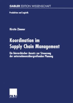 Koordination im Supply Chain Management