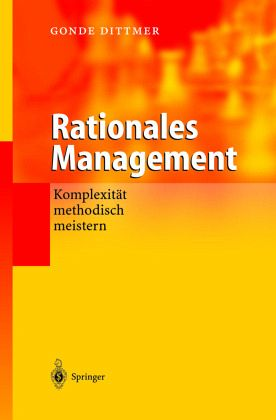 Rationales Management - Dittmer, Gonde