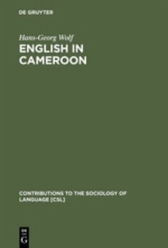 English in Cameroon - Wolf, Hans-Georg