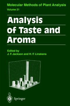 Analysis of Taste and Aroma - Jackson, John F. / Linskens, H.F. (eds.)