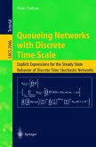 Queueing Networks with Discrete Time Scale