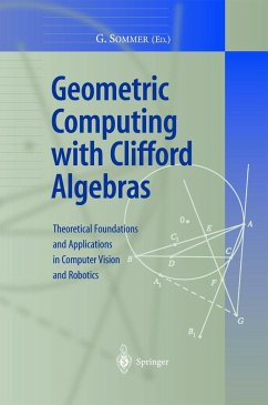 Geometric Computing with Clifford Algebras - Sommer, Gerald (ed.)