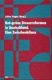 Rot-grüne Steuerreformen in Deutschland