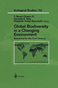 Global Biodiversity in a Changing Environment - Chapin, F.S. / Sala, Osvaldo / Huber-Sannwald, Elisabeth (eds.)
