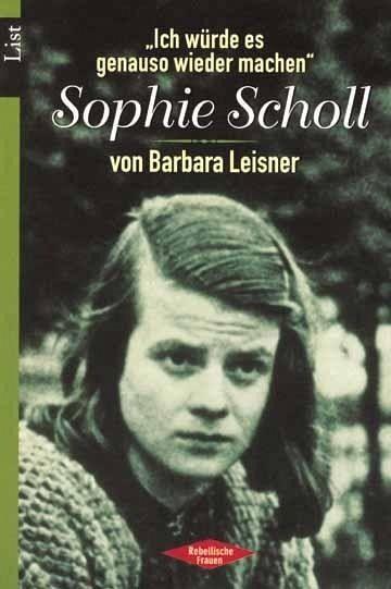 Sophie Scholl Buch