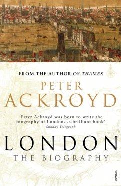 London - Ackroyd, Peter
