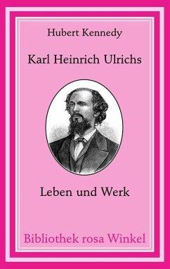 Karl Heinrich Ulrichs - Kennedy, Hubert