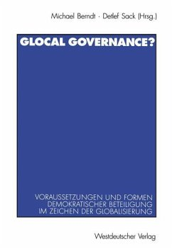 Glocal Governance?