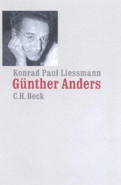 Günther Anders - Liessmann, Konrad Paul
