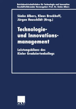 Technologie- und Innovationsmanagement