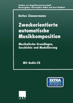 Zweckorientierte automatische Musikkomposition