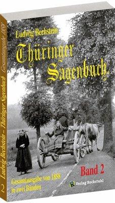 Thüringer Sagenbuch 2 - Bechstein, Ludwig