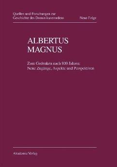 Albertus Magnus - Senner, Walter (Hrsg.)