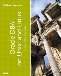 Oracle DBA on Unix and Linux - Wessler, Michael