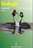 Arbeitsheft, Ausgabe Mittelschule Sachsen / Biologie Band 3, Neubearbeitung 2002