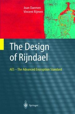 The Design of Rijndael - Daemen, Joan; Rijmen, Vincent