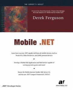 Mobile .NET - Ferguson, Derek
