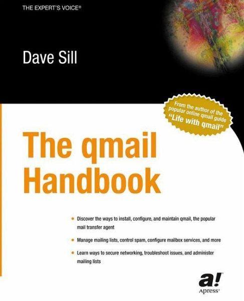 The qmail Handbook - Sill, Dave