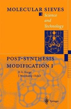 Post-Synthesis Modification I - Karge, Hellmut G. / Weitkamp, Jens (eds.)