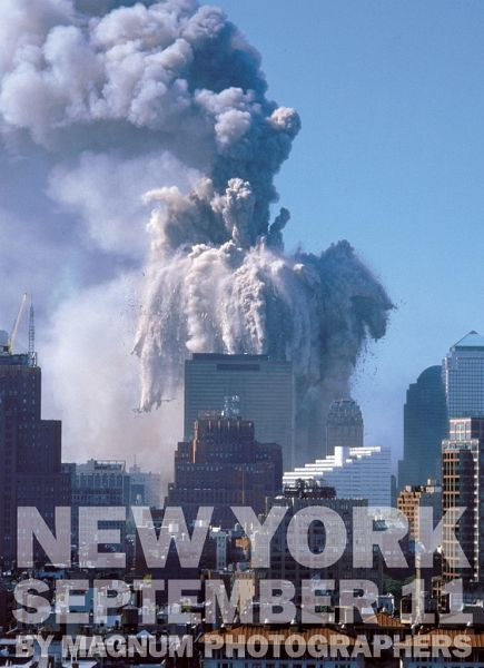 New York September 11 - Magnum Photographers