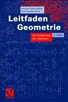 Leitfaden Geometrie - Müller-Philipp, Susanne / Gorski, Hans-Joachim