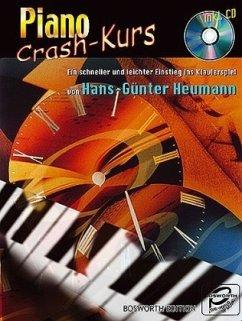 Ein schneller und leichter Einstieg ins Klavierspiel, m. Audio-CD