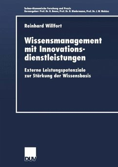 Wissensmanagement mit Innovationsdienstleistungen