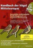 Handbuch der Vögel Mitteleuropas, 1 CD-ROM