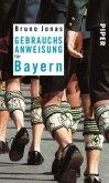 Serie Piper / Gebrauchsanweisung für Bayern