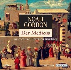 Der Medicus Bd.1 (Audio-CD) - Gordon, Noah