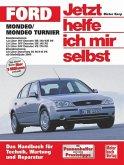Ford Mondeo / Ford Turnier ab Modelljahr 2000. Jetzt helfe ich mir selbst