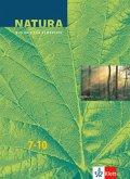 Natura. 7 - 10. Schuljahr. Schülerband
