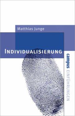 Individualisierung - Junge, Matthias