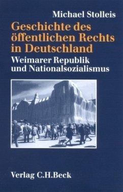 Geschichte des öffentlichen Rechts in Deutschland. Sonderausgabe - Stolleis, Michael