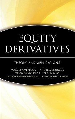 Equity Derivatives - Overhaus, Marcus; Ferraris, Andrew; Knudsen, Thomas