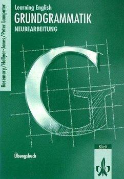 Learning English, Grundgrammatik, Ausgabe für Gymnasien, Neubearbeitung - Hellyer-Jones, Rosemary; Jones, Rosemary Hellyer-; Lamparter, Peter