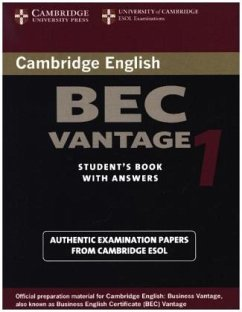Practice Tests for the Cambridge Business Engli...