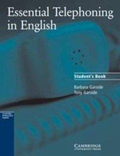 Essential Telephoning in English. Schülerbuch